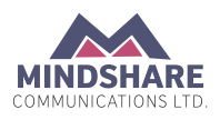 mind share communications logo